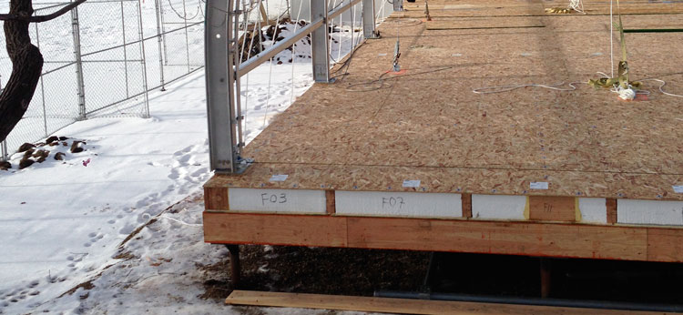 calgary screw piles